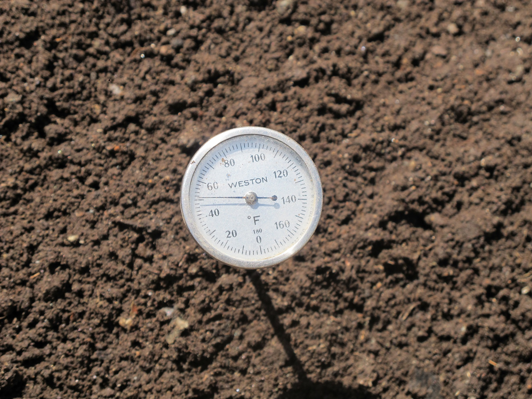 Soil thermometer henry homeyer for Soil thermometer